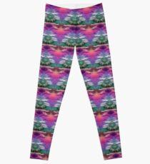 Ocean Rainbow - Side by Side Leggings