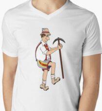 The Price is Right - Cliff Hanger Yodely Guy Men's V-Neck T-Shirt