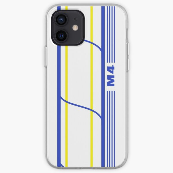 Diaper M4 iPhone Soft Case
