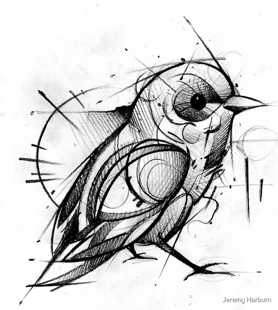 Little Birdie by Jeremy Harburn