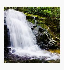 Waterfall Tranquility II Photographic Print