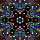 Kaleidoscope Water Series07 by Susan Sowers