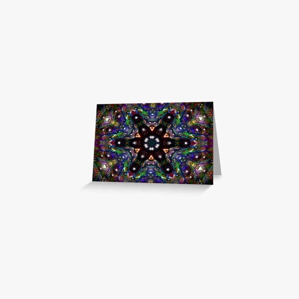 Kaleidoscope Water Series07 Greeting Card