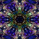 Kaleidoscope Water Series010 by Susan Sowers