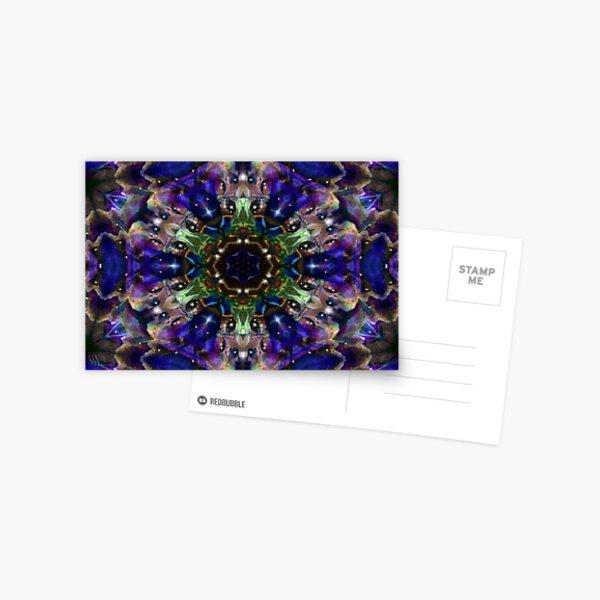 Kaleidoscope Water Series010 Postcard