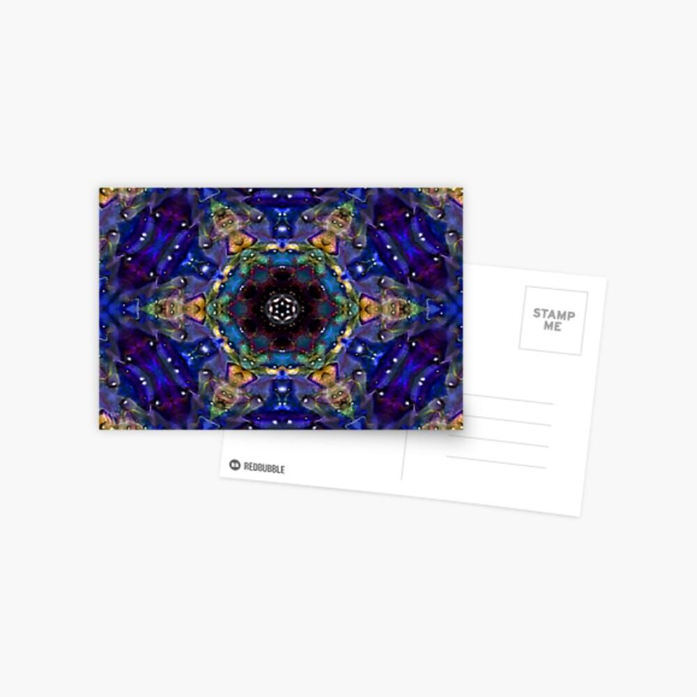 Kaleidoscope Water Series011 Postcard