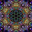 Kaleidoscope Water Series012 by Susan Sowers