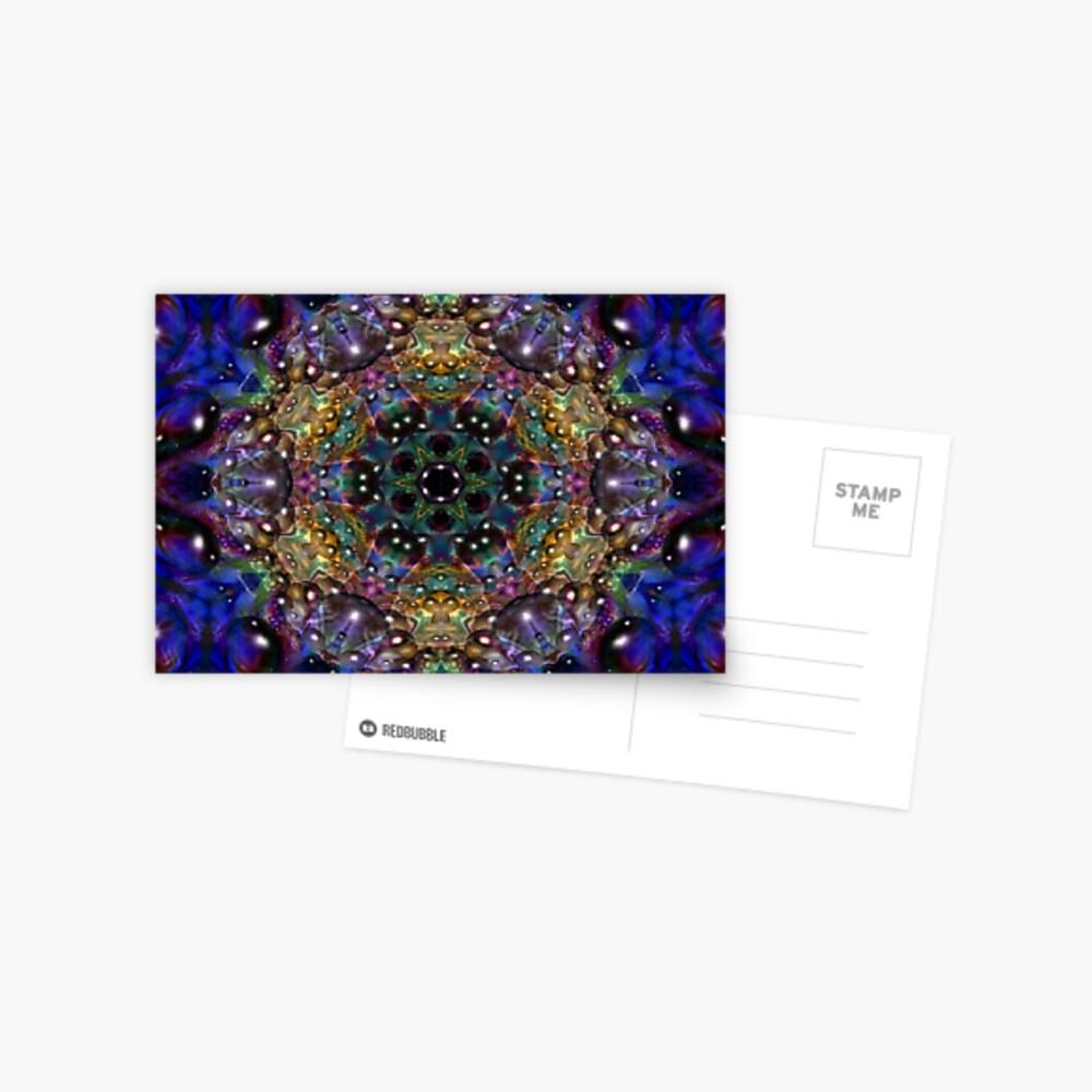 Kaleidoscope Water Series012 Postcard
