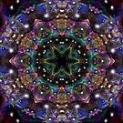 Kaleidoscope Water Series013 by Susan Sowers