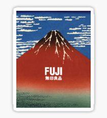FUJI (Muji) Sticker