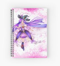 Magical Alexandrite  Spiral Notebook