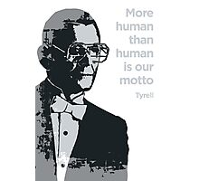 More human than human - GREY