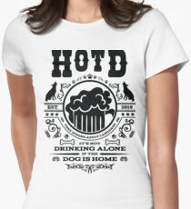 HOTD Classic Womens Fitted T-Shirt