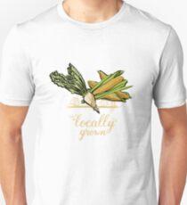 Locally Grown Vegetables Unisex T-Shirt
