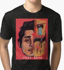City Love Tri-blend T-Shirt
