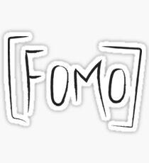 Fomo Sticker