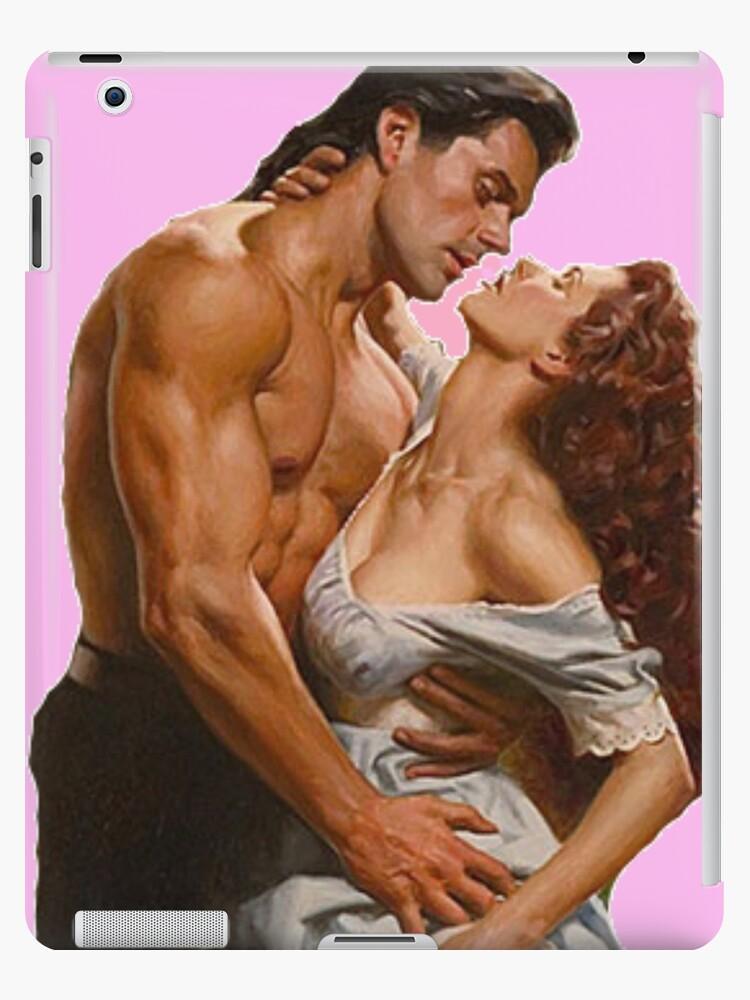 Romance novel Couple clinch by RookieRomance