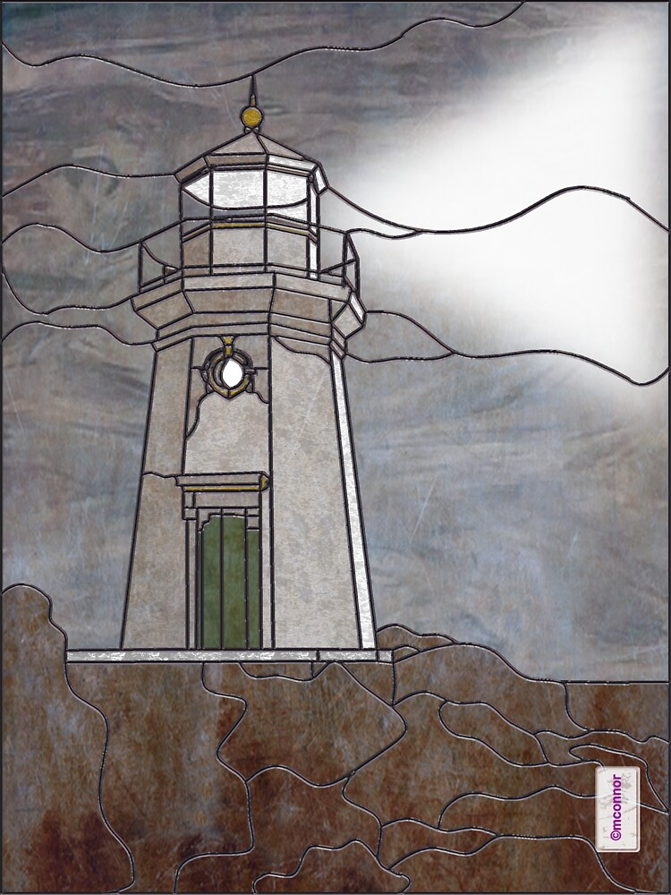 Lighthouse by Mike Connor