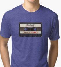 Private Cassette Tri-blend T-Shirt