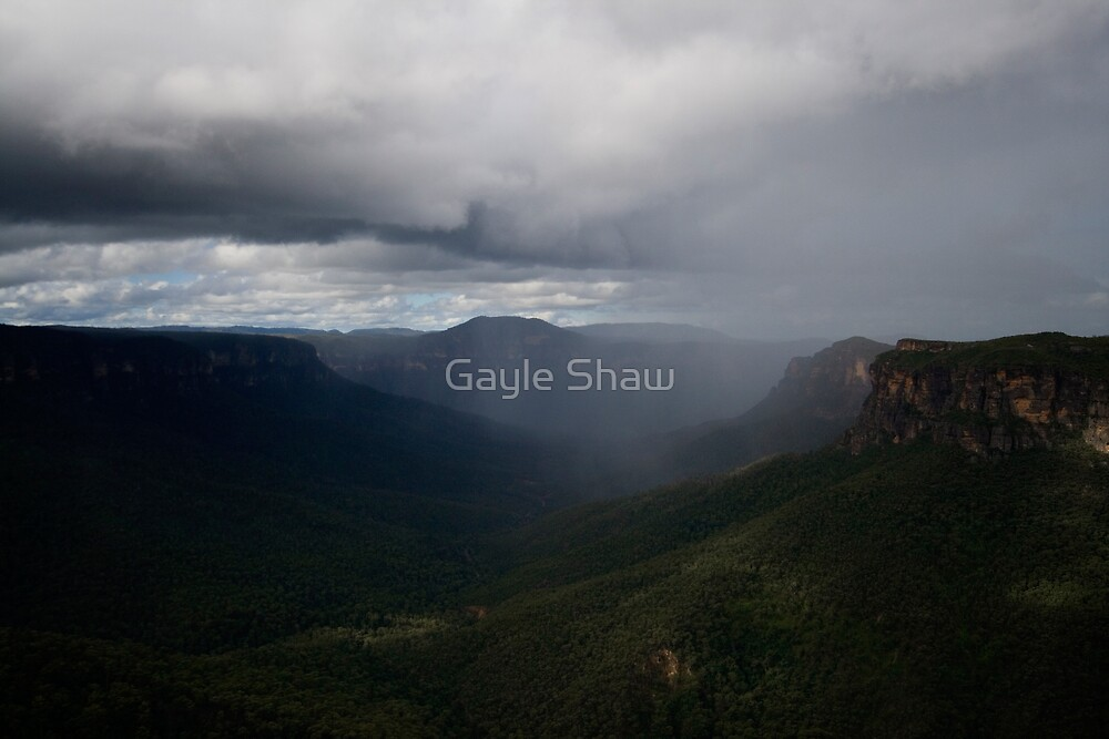 The Storm Approaches by Gayle Shaw