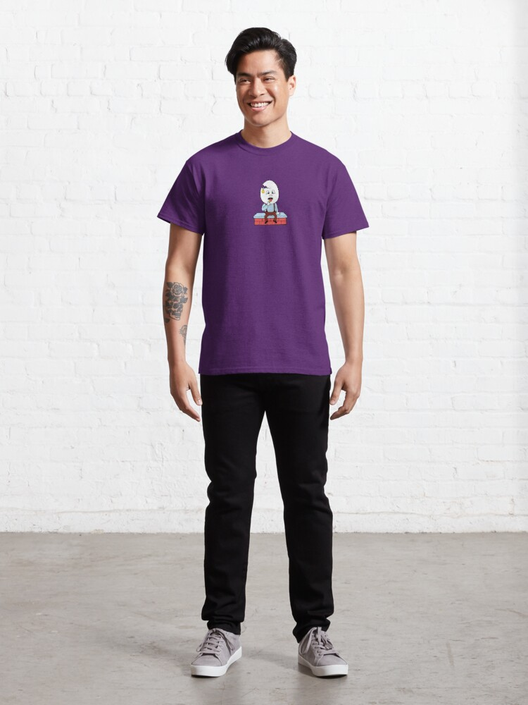 Alternate view of Zombie Dumpty Classic T-Shirt