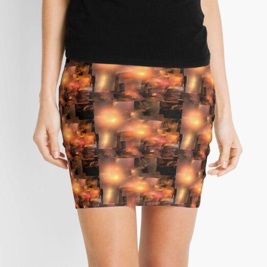 Solar Stairs Mini Skirt