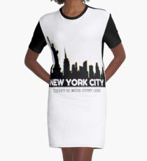 Vestido camiseta Nueva York