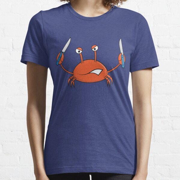 Stabby Crabby Essential T-Shirt
