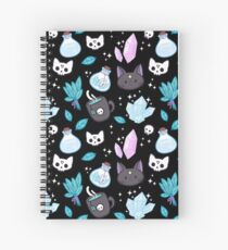 Cuaderno de espiral Herb Witch // Black
