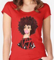 Hurrr! Women's Fitted Scoop T-Shirt