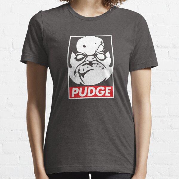 Pudge Dota 2 Black Background Essential T-Shirt
