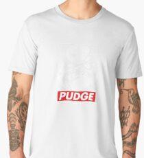 Pudge Dota 2 Black Background Men's Premium T-Shirt