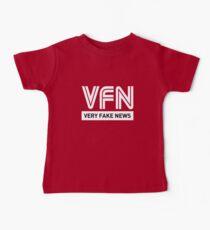 VFN - Very Fake News Baby Tee