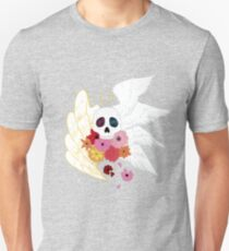 Feathers and Flowers Unisex T-Shirt