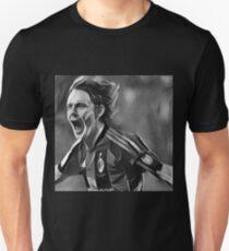 AC MILAN INZAGHI PAINTED PRINT T-Shirt