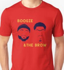 Boogie and The Brow T-Shirt