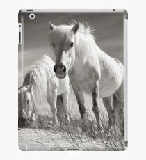 Horses of Luskentyre  iPad Case/Skin