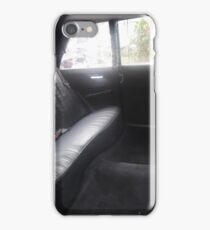 LIMO COSTA RICA MERCEDES W123 300D LONG WHEELBASE SEDAN iPhone Case/Skin