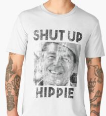 Shut Up Hippie Men's Premium T-Shirt