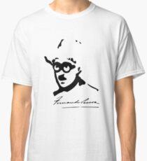 Fernando Pessoa Writer and Poetry T-shirt Classic T-Shirt