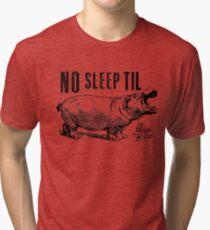 Camiseta de tejido mixto NSTH clásico