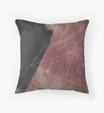 Identity Mapping Throw Pillow