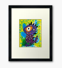 Dragon : Funny Animal Series Framed Print