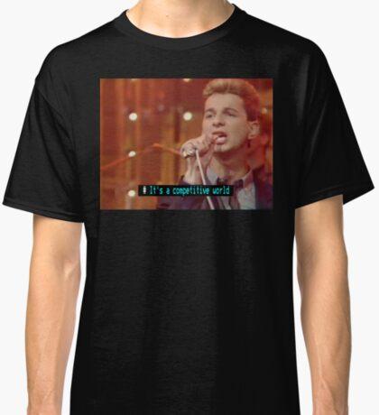 NDVH Top of the Pops Ceefax Subtitles - Depeche Mode Classic T-Shirt