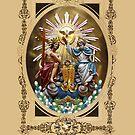 The Most Holy Trinity by fajjenzu