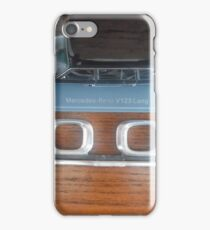 MERCEDES LIMOUSINE 300D W123 LONG WHEELBASE SEDAN COSTA RICA iPhone Case/Skin
