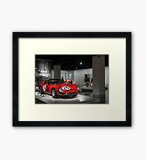 Ferrari 250 GTO Gerahmtes Wandbild