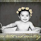 two teeth and counting... by LMGstudio