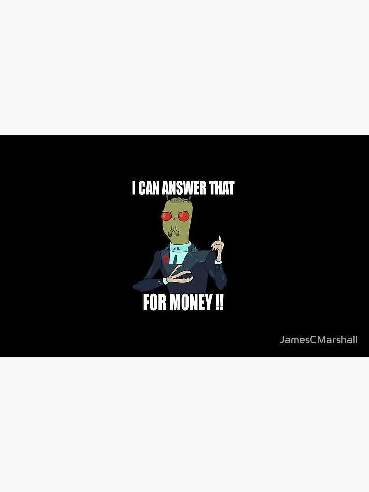 Puedo responder eso ... de JamesCMarshall
