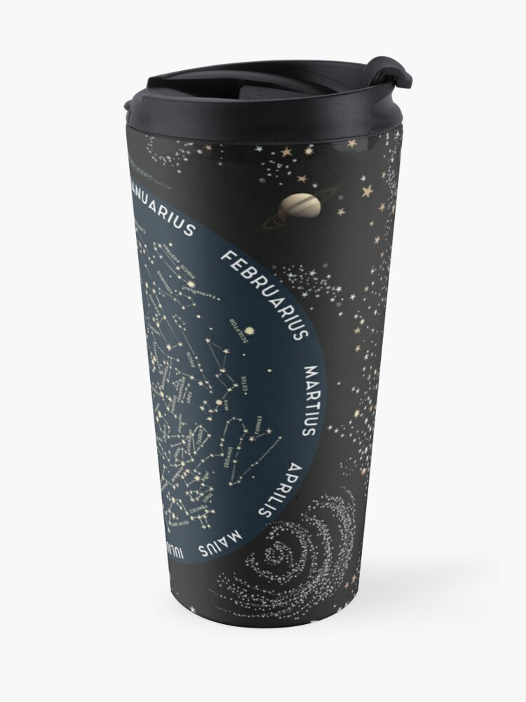 Alternate view of Come with me to see the stars Travel Mug